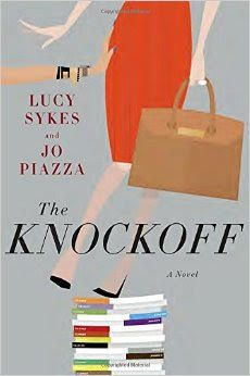 """The Knockoff: A Novel"" by Lucy Sykes and Jo Piazza. It's ""Silicon Valley"" meets ""The Devil Wears Prada,"" and a great read for thebeach. Imagine if a young Vogue employee wanted to overthrow Anna Wintour, and turn the magazine into just an app. Warning: you will laugh out loud, so read in public at your own risk."