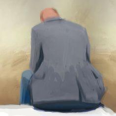 Solitude - digital painting... | My work