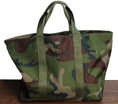 Shopping Guide: 10 Stylish Everyday Bags | Bags, Camouflage and ...