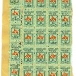 S & H Stamps