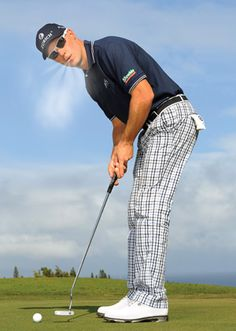 prevent tension while putting