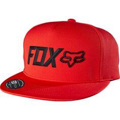 d581bdd69 Fox Racing LAMPSON SNAPBACK HAT - Men's - FoxRacing.com Fox Head, Motocross,