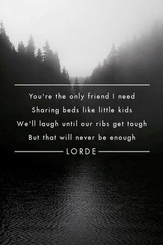 """""""We'll laugh until our ribs get tired but that will never be enough.""""  Ribs"""