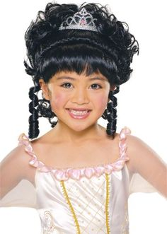 Rubies Charming Child Princess Wig *** Want to know more, click on the image.