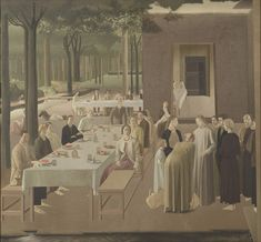 Winifred Knights: The Marriage at Cana