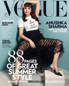 Magazine Covers,Anushka Sharma
