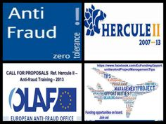 CALL FOR PROPOSALS  Ref. Hercule II – Anti-fraud Training - 2013