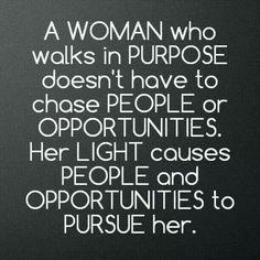 Women's purpose