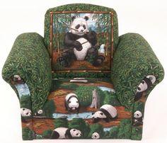 Kids Chairs Panda 1