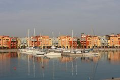Morning at Hurghada Marina Travel Guides, Travel Tips, Hurghada Egypt, Night Train, Egypt Travel, Top Destinations, Turquoise Water, Luxor, Hotel Reviews