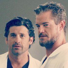 News !  Grey's Anatomy, la 8ème saison arrive sur TF1 le 24 avril à 20h50 ! Alors qui préférez-vous, le Dr Mamour ou le Dr Glamour ?