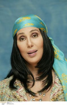 Cher...love her spirit!!! Funny thing...I always have!!!