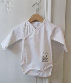 Body BLANC 3 mois - Avenue d'Alsace - Idées cadeaux d'Alsace