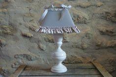 lampe lawrence - lampe de bureau - D'Ombres et de Lumière - Fait Maison