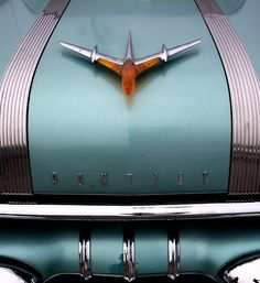 Vintage Pontiac hood ornament..Re-pin brought to you by agents of #CarInsurance at #HouseofInsurance in Eugene97401