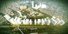 Plan Parcial Avenida las Américas - Avenida NQS
