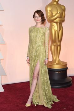 Best Oscar Dresses of All Time - Red Carpet Dresses at the Academy Awards | Teen Vogue