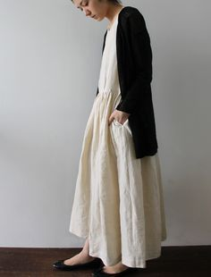 linen dress, yes, every day
