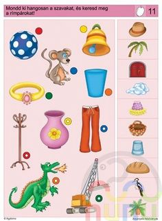 visuele discriminatie voor kleuters / preschool visual discrimination File Folder Activities, Sorting Activities, Brain Activities, Preschool Worksheets, Toddler Activities, Sequencing Cards, Logic Puzzles, English Activities, Creative Thinking