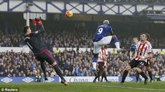 A hat-trick to Ivoirian Arouna Kone helped Everton thrash Sunderland 6-2 at Goodison Park. 02.11.15