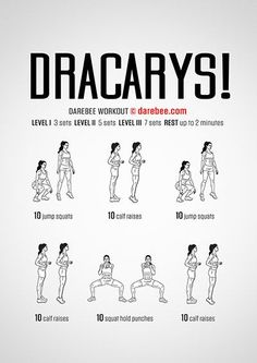 Dracarys Workout