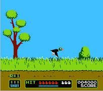 loved this game! DUCK HUNT!!