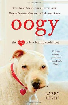 Oogy by Larry Levin, BookLikes.com #books    LOVED IT!