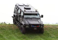 Photo #2 - Alpine's Pit-bull VX SWAT Truck - Photo Gallery -