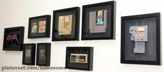 shadow box frames vintage board games - Google Search