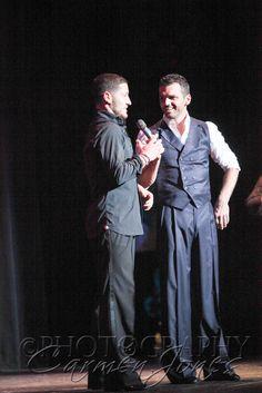 Val C & Tony Dovolani - Life's A Dance 20 Jun 2014 - LAD2014_0262