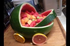 Baby shower watermelon mbpetey