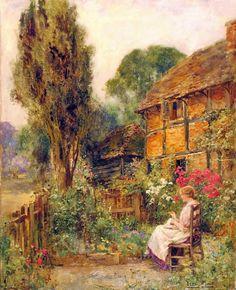 Victorian British Painting: Henry John Yeend King