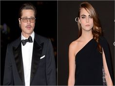 Brad Pitt - Angelina Jolie Might Be Splitting Up Because Of Cara Delevingne. Who Is She?- #BradPitt #AngelinaJolie #CaraDelevingne #Split #Divorce #Separate #Celebrity #Gossip #Hollywood #News #CelebrityDivorce