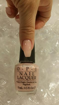 The newest edition of Soft Shades from OPI is available in the iconic nail lacquer colors as well as GelColors.…