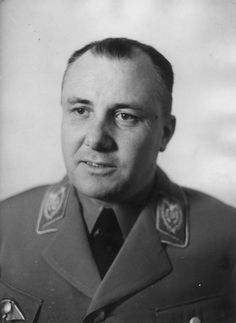 Martin Bormann. Martin Ludwig Bormann (17 June 1900 – 2 May 1945) was a prominent Nazi official. He became head of the Party Chancellery (Parteikanzlei) and private secretary to Adolf Hitler. He gained Hitler's trust and derived immense power within the Third Reich by controlling access to the Führer and by regulating the orbits of those closest to him.