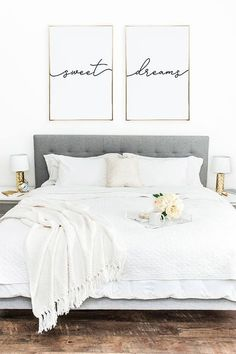 28 Best Bedroom Wall Quotes Images In 2019 Bedroom Wall Quotes