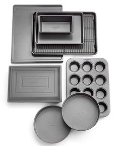 Calphalon Nonstick 10 Piece Bakeware Set - Bakeware - Kitchen - Macy's Bridal and Wedding Registry