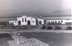 Primer aeropuerto de Limatambo