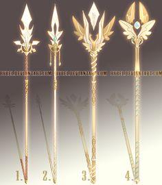 Auction : Weapon Adopt Set 23 [CLOSED] by HyRei.deviantart.com on @DeviantArt