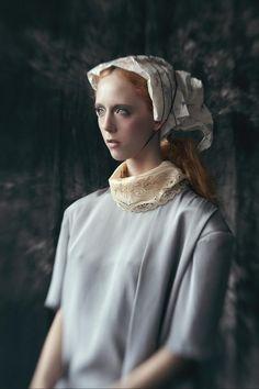 Morwenna Lytton Cobbold by Laura Cammarata for Ben Trovato: http://bentrovatoblog.com/photography/nightmare-laura-cammarata/