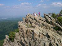 Humpback Rocks Hike, Charlottesville VA
