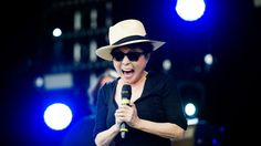 PAUL ON THE RUN: Yoko Ono Announces All-Star Remix LP, 'Yes, I'm a ...