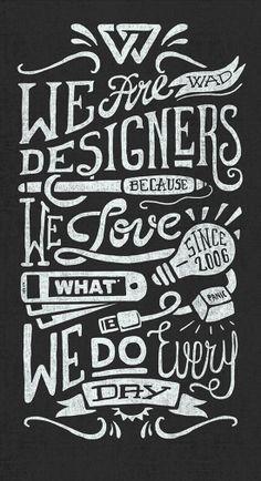 typographic design 19 40 Typography Design Inspiration