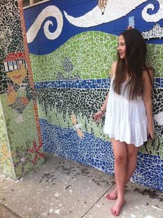 someday in life, i will complete a mosaic mural
