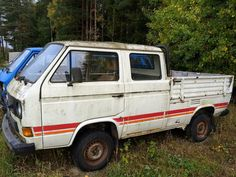 Old School Racing Ass. - VW T3 Syncro Doka Project: Project Start