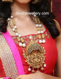 Temple Jewellery by