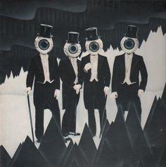 asap-shakes:  The Residents  Eskimo Cover Art