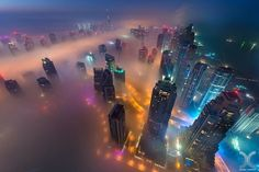 You've Never Seen Dubai like this - How to Use Weather To Your Advantage
