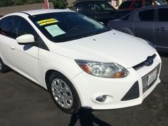 2012 #Ford #Focus SE 4dr #Sedan #Cars - #Pomona CA at Geebo