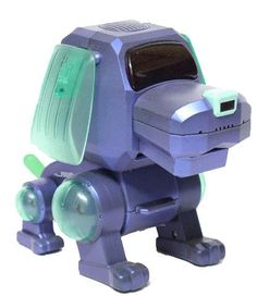 PooChi. Some of you had to have played with these as kids - I LOVED them!